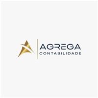 AGREGA CONTABILIDADE, Logo e Identidade, Contabilidade & Finanças
