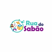 RUA DO SABÃO, Logo e Identidade, Crianças & Infantil