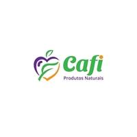 Cafi produtos naturais, Logo e Identidade, Alimentos & Bebidas