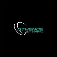 Athende Soluções Corporativas , Logo e Identidade, Tecnologia & Ciencias
