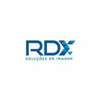 RDX diagnostico por imagem, Logo e Identidade, Saúde & Nutrição