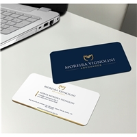 Moreira Vignolini Advogados, Logo e Identidade, Advocacia e Direito