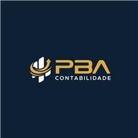 PBA Contábil ou PBA Contabilidade , Logo e Identidade, Contabilidade & Finanças