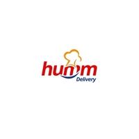 Humm Delivery, Logo e Identidade, Alimentos & Bebidas
