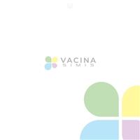 VACINA SIMIS, Logo e Identidade, Saúde & Nutrição