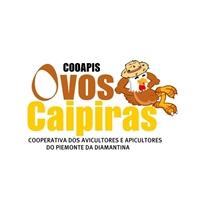 COOAPIS - Ovos Caipiras, Logo e Identidade, Alimentos & Bebidas
