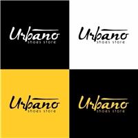 URBANO SHOES STORE, Logo e Identidade, Esportes