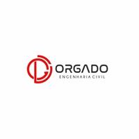 Orgado Engenharia Civil, Logo e Identidade, Construção & Engenharia