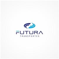 Futura Transportes, Logo e Identidade, Logística, Entrega & Armazenamento