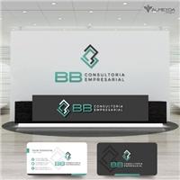 BB Consultoria Empresarial , Logo e Identidade, Consultoria de Negócios
