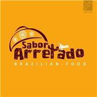 Sabor Arretado, Logo e Identidade, Alimentos & Bebidas