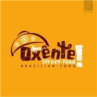 Oxênte Street-Food, Logo e Identidade, Alimentos & Bebidas
