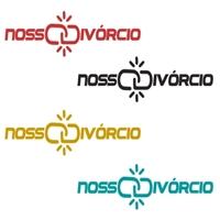 Nosso Divorcio , Logo e Identidade, Advocacia e Direito
