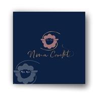 Nina Crochet, Logo e Identidade, Crianças & Infantil