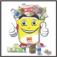 PH cestas basicas o shopping do seu lar, Construçao de Marca, Alimentos & Bebidas