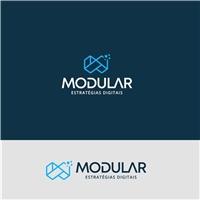 MODULAR AGÊNCIA DE ESTRATÉGIAS DIGITAIS LTDA., Logo e Identidade, Marketing & Comunicação