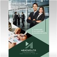 Mensurato Consultoria, Peças Gráficas e Publicidade, Contabilidade & Finanças