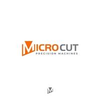 MICROCUT PRECISION MACHINES, Logo e Identidade, Marketing & Comunicação