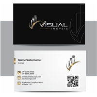 Visual Imoveis, Logo e Identidade, Imóveis