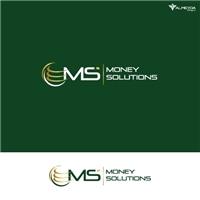 Money Solutions, Logo e Identidade, Contabilidade & Finanças