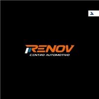 Renov Centro Automotivo, Logo e Identidade, Automotivo