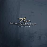 CONSULTORIO  DR ARNALDO AMSTALDEN NETO, Logo e Identidade, Saúde & Nutrição
