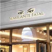 Semblante Fatal, Logo e Identidade, Beleza