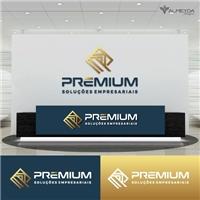 Premium Soluções Empresariais , Logo e Identidade, Contabilidade & Finanças