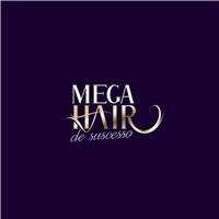 Mega Hair de Sucesso, Logo e Identidade, Educação & Cursos