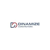 Dinamize Construtora, Logo e Identidade, Construção & Engenharia
