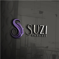 SUZI EMBELEZE, Logo e Identidade, Beleza