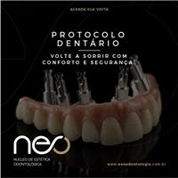 Núcleo de Estética Odontológica, Web e Digital, Odonto