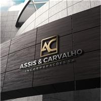 Assis & Carvalho Incorporações SA, Logo e Identidade, Consultoria de Negócios
