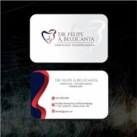 Dr. Felipe A. Bellicanta , Logo e Identidade, Saúde & Nutrição