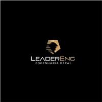 LeaderEng, Logo e Identidade, Construção & Engenharia