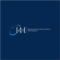 i4H Innovation & Intelligence for Health, Logo e Identidade, Tecnologia & Ciencias