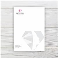 INFINIZZA consultoria de imagem , Logo e Identidade, Beleza