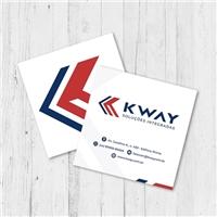 KWAY Logística, Logo e Identidade, Logística, Entrega & Armazenamento