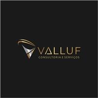 VALLUF                     , Logo e Identidade, Consultoria de Negócios