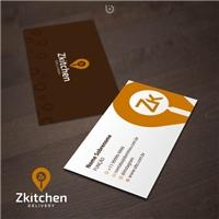 ZKitchen, Logo e Identidade, Alimentos & Bebidas