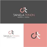 Daniela Tonon - Arquitetura e Interiores   , Logo e Identidade, Arquitetura