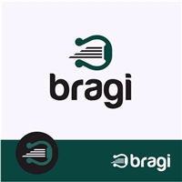 Bragi, Logo e Identidade, Computador & Internet