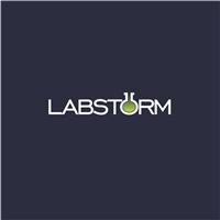 Labstorm, Logo e Identidade, Tecnologia & Ciencias