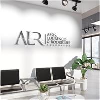 ALR | Assis, Lourenço & Rodrigues Advogados, Logo e Identidade, Advocacia e Direito