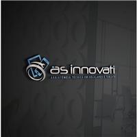 (Innovate) ou (As inove) assistência técnica de celulares e tablets , Logo e Identidade, Outros