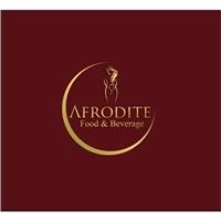 Afrodite Food & Beverage , Logo e Identidade, Alimentos & Bebidas