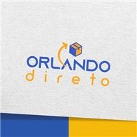 Orlando direto, Logo e Identidade, Marketing & Comunicação