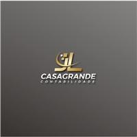 JL CASAGRANDE CONTABILIDADE, Logo e Identidade, Contabilidade & Finanças
