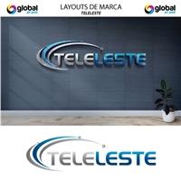 Teleleste, Logo e Identidade, Computador & Internet