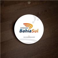 Conexão BahiaSul , Logo e Identidade, Computador & Internet
